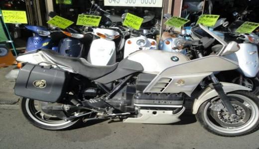 BMW K100RS不動車