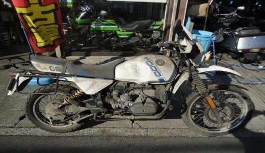 BMWR100GS不動車