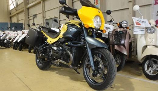 BMWR1150R買取