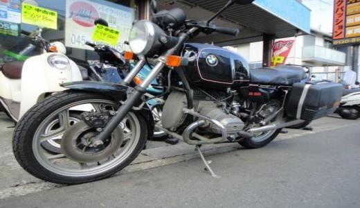 BMWR65不動車