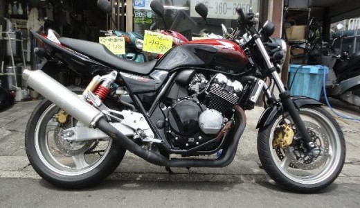 CB400SuperFourVtec3買取価格