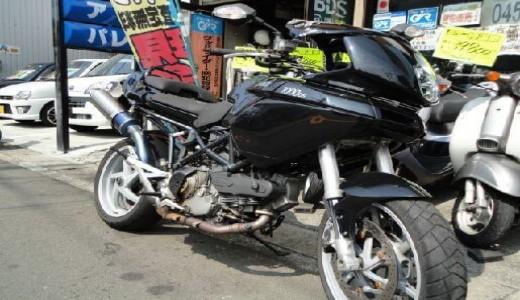 ドゥカティ・ムルティストラーダ1000DS(Ducati Multistrada)の買取価格
