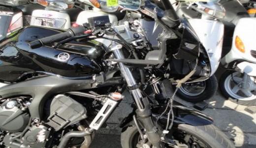 FZ6-S事故車買取価格