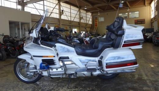 買取したGL1500の50周年記念モデル