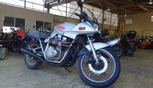 買取りしたGSX1100S KATANAの事例