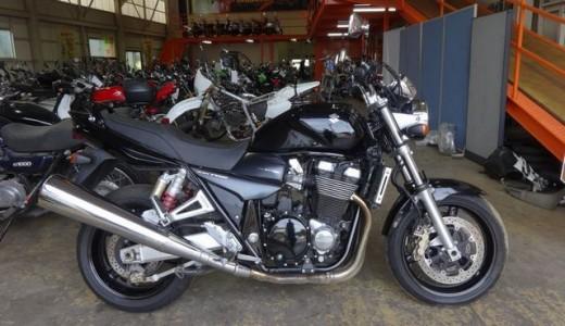 買取りした2008年式のGSX1400