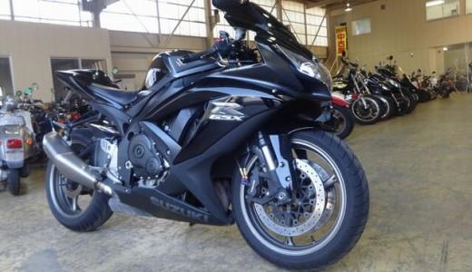 83万円で買取したGSX-R750
