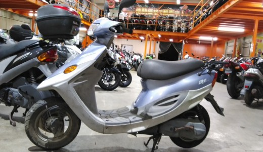 2000円の査定額で買取した2007年モデルのBJ不動車
