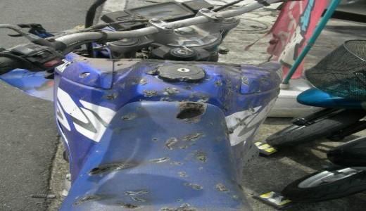 ランツァ(LANZA)事故廃車の買取価格