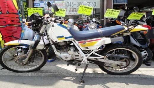 NX125不動車