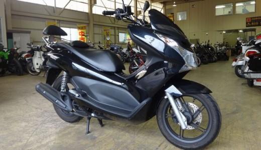 17.8万円で買取した欧州仕様のPCX/2012年モデル