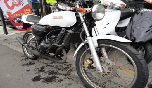 RZ50-2不動車