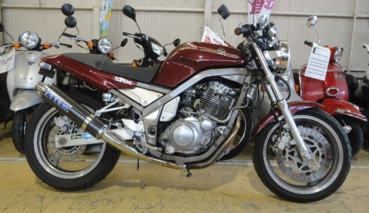 SRX600買取価格