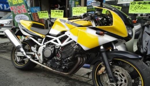 TRX850の買取価格