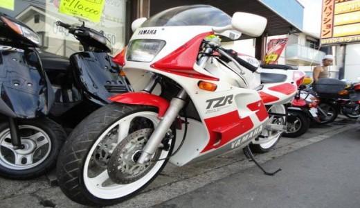 TZR250買取事例