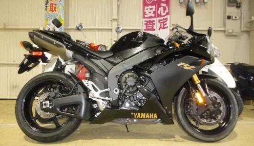 80万円で買取した2007年モデルのYZF-R1