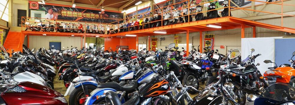 バイクパッション店舗画像