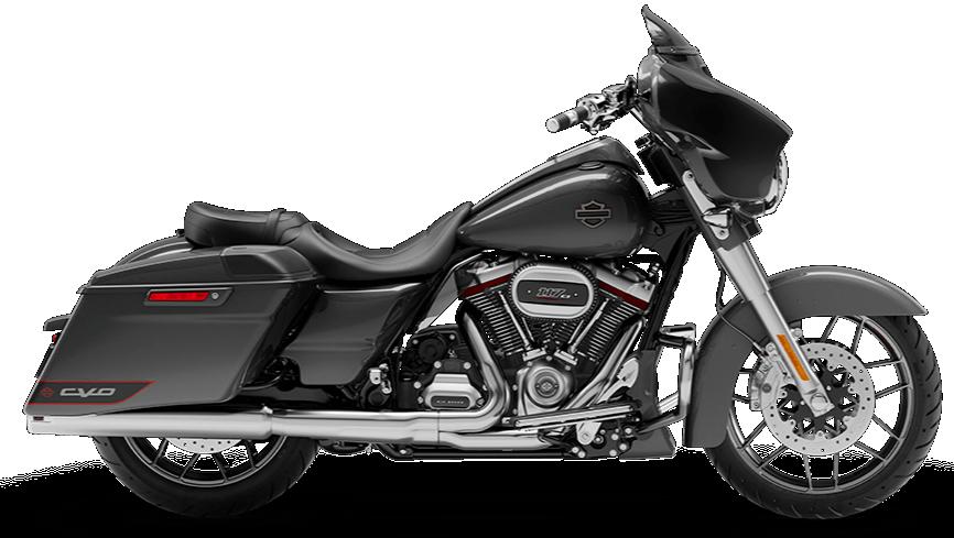 ハーレーバイクのイメージ画像