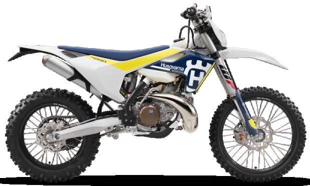 ハスクバーナバイクのイメージ画像
