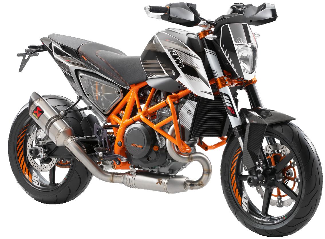 KTMバイクのイメージ画像