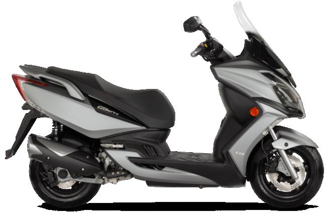 キムコバイクのイメージ画像