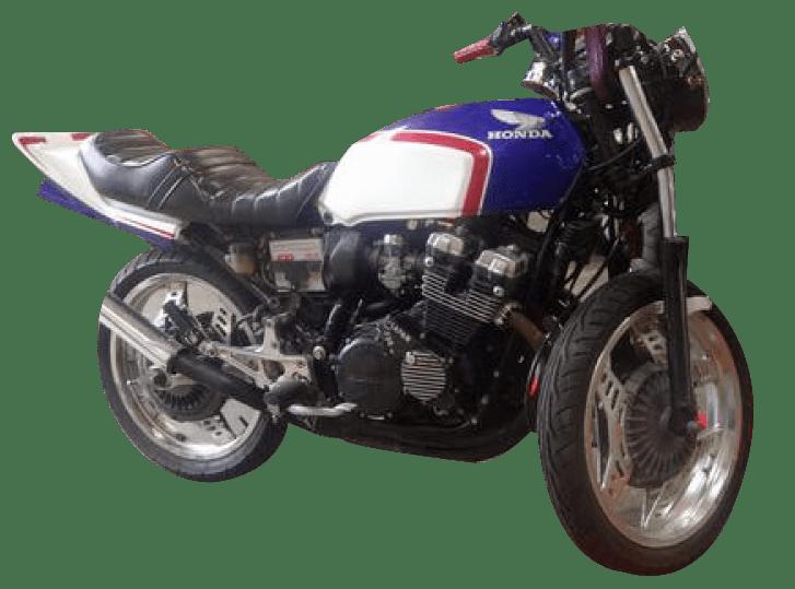 事故・不動・故障バイクのイメージ画像