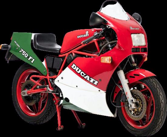 Ducati 750 F1 【1985~98年式】