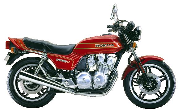 CB750FB 【1981年式】