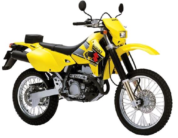 DR-Z400S【2000~09年式】