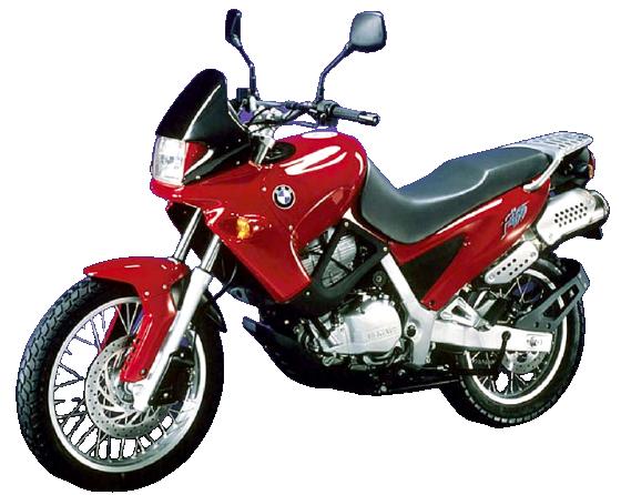 F650ファンデューロ 【1993~2000年式】