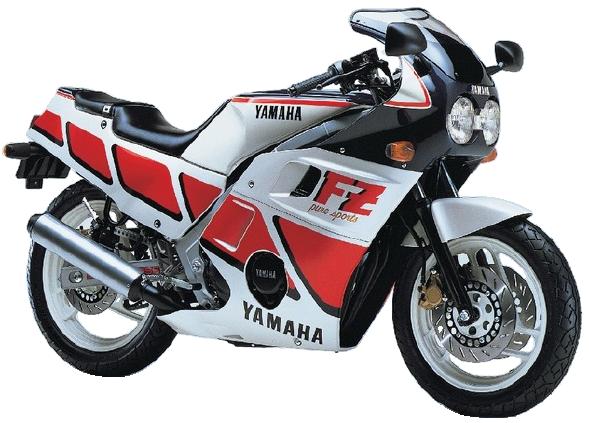 FZ400R 【46X 1984~87年式】