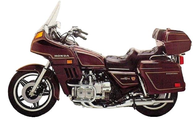 【1981年式】ゴールドウイング GL1100