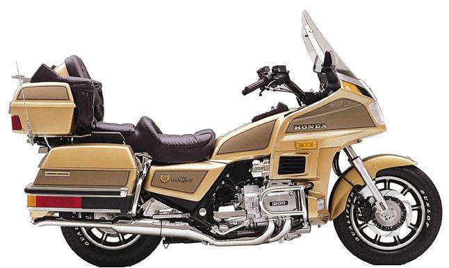 【1985年式】ゴールドウイング GL1200