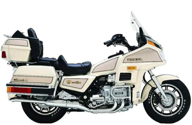 【1986年式】ゴールドウイング GL1200