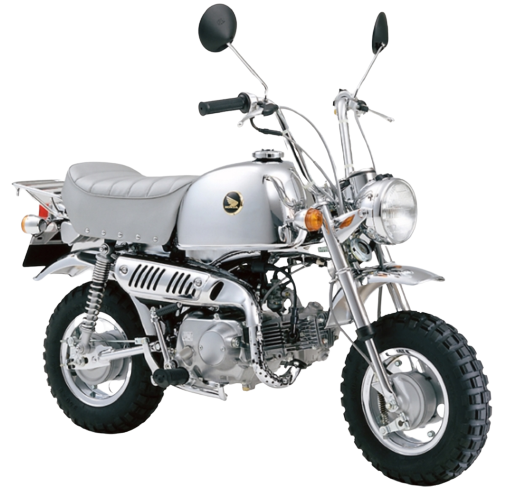 【1999年式】ゴリラ Z50J型スプリングコレクション