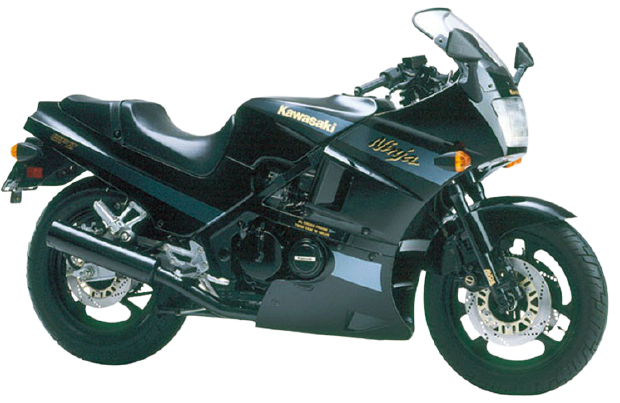 【1987年式 D3】GPZ400R