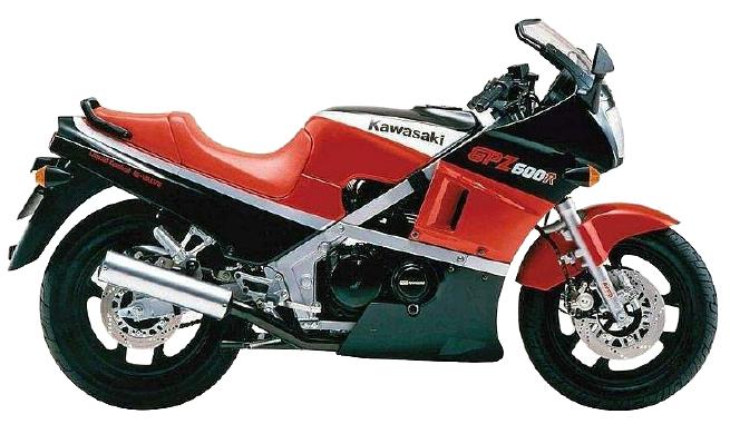 GPZ600R