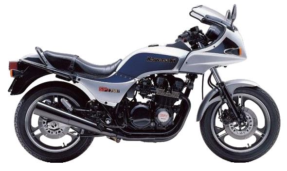 【1984年式 A2】GPz750F