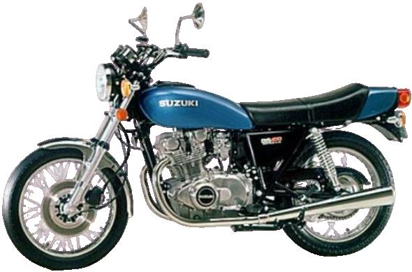 GS400 【1976~78年式】