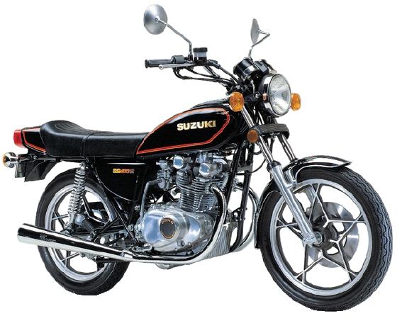 GS400E【1978~80年式】