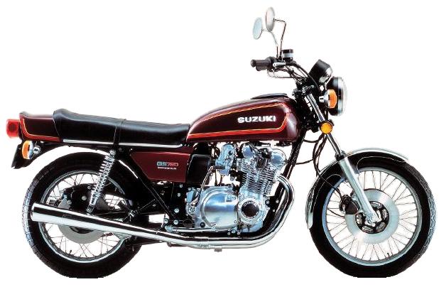 【1979年式】GS750