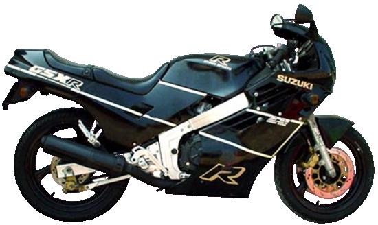 GSX-R400 SP【1988年式】