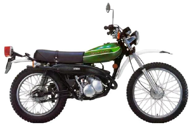 KE125【1976~82年式】