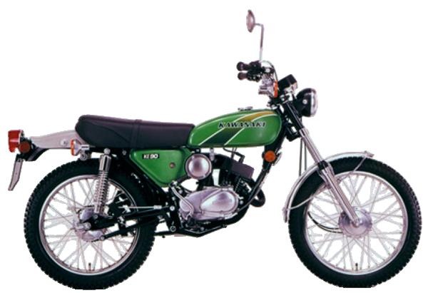KE90【1976~77年式】