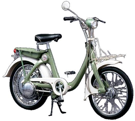 【1966年式】リトルホンダP25