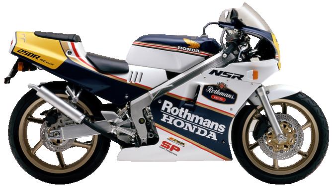 NSR250R SP【MC18|1988~89年】