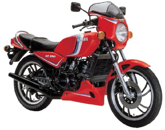 【1982年式】RZ250