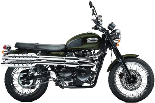 【2012年式】Triumph スクランブラー900