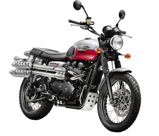 【2014年式】Triumph スクランブラー900