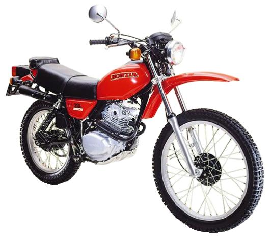 【1978年式】XL250S